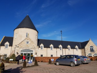 Main of Drum Garden Centre and Restaurant Royal Deeside Aberdeenshire