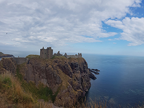 Dunnottar Castle Stonehaven aberdeenshire Scotland